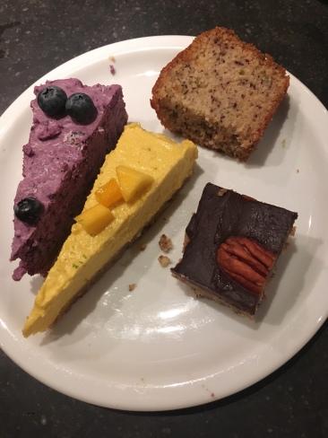 dessertbordje